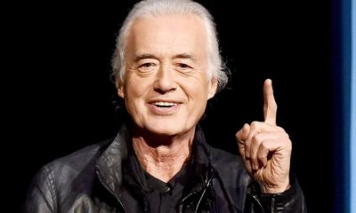 Jimmy Page 2020