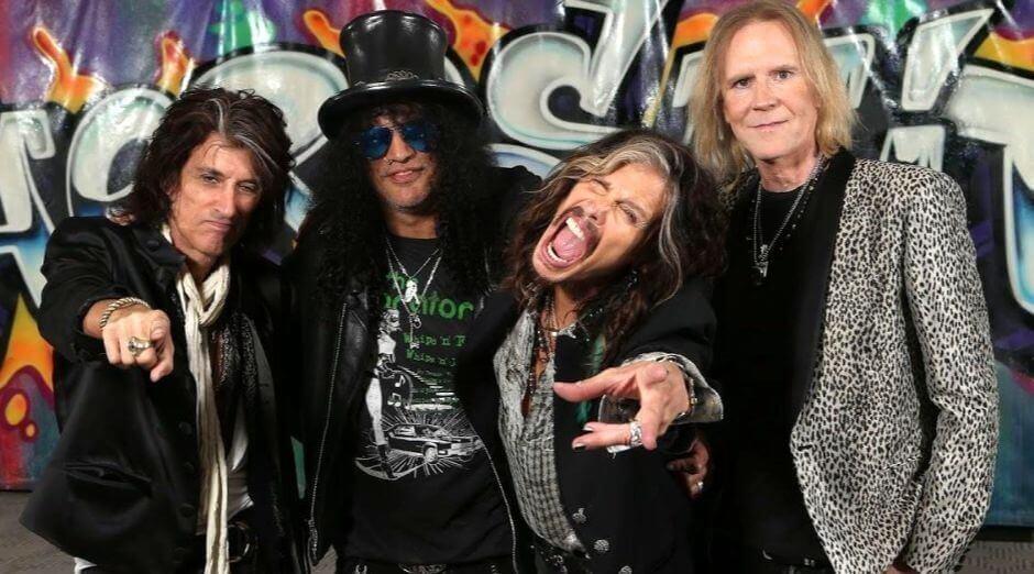 Slash Aerosmith