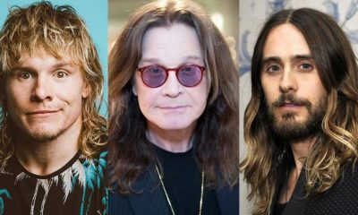 Actors Ozzy Osbourne biopic