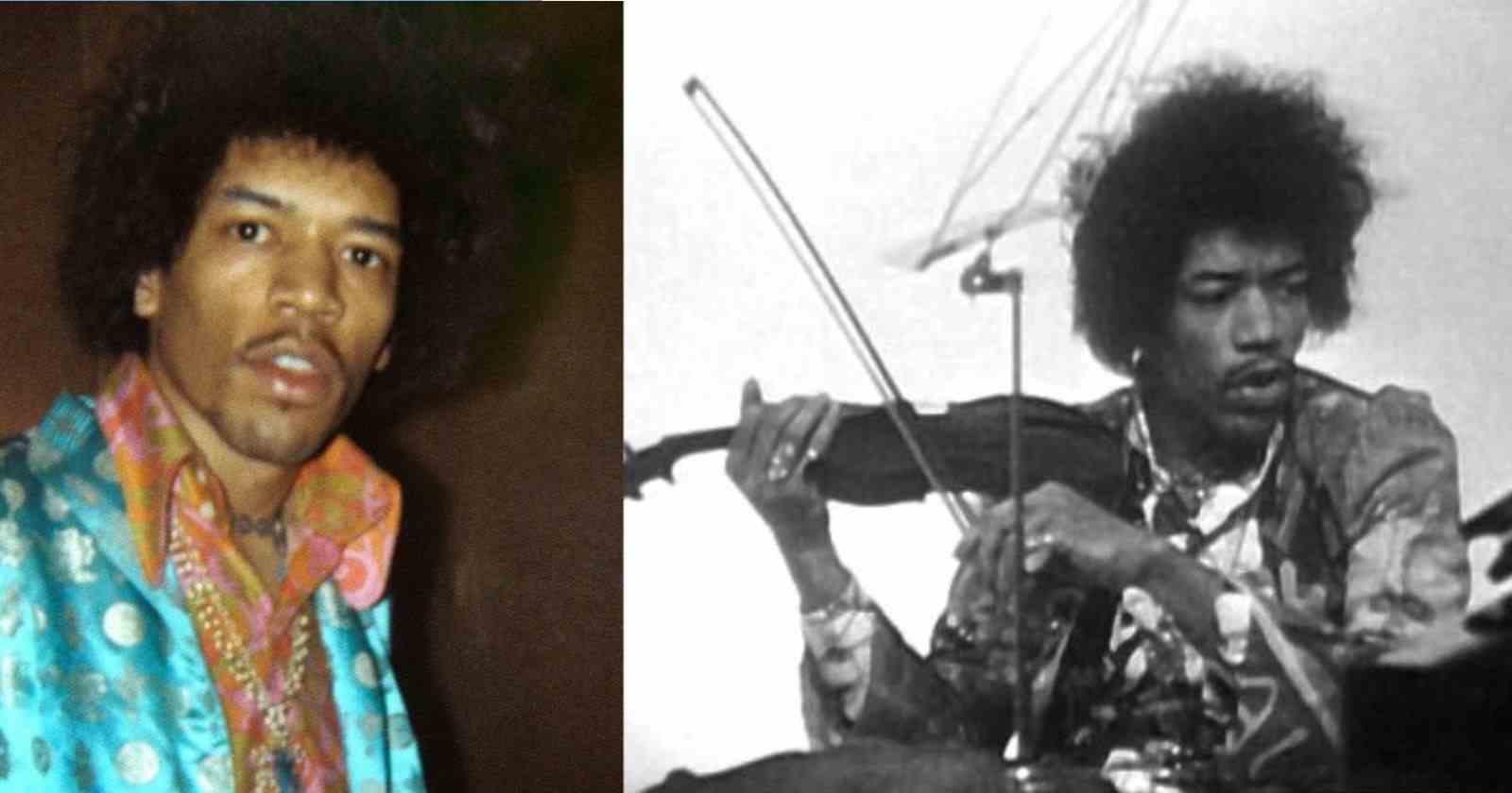 Jimi Hendrix classical music