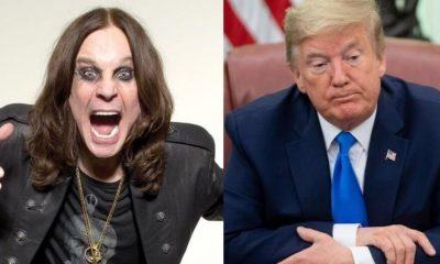 Ozzy Osbourne Donald Trump