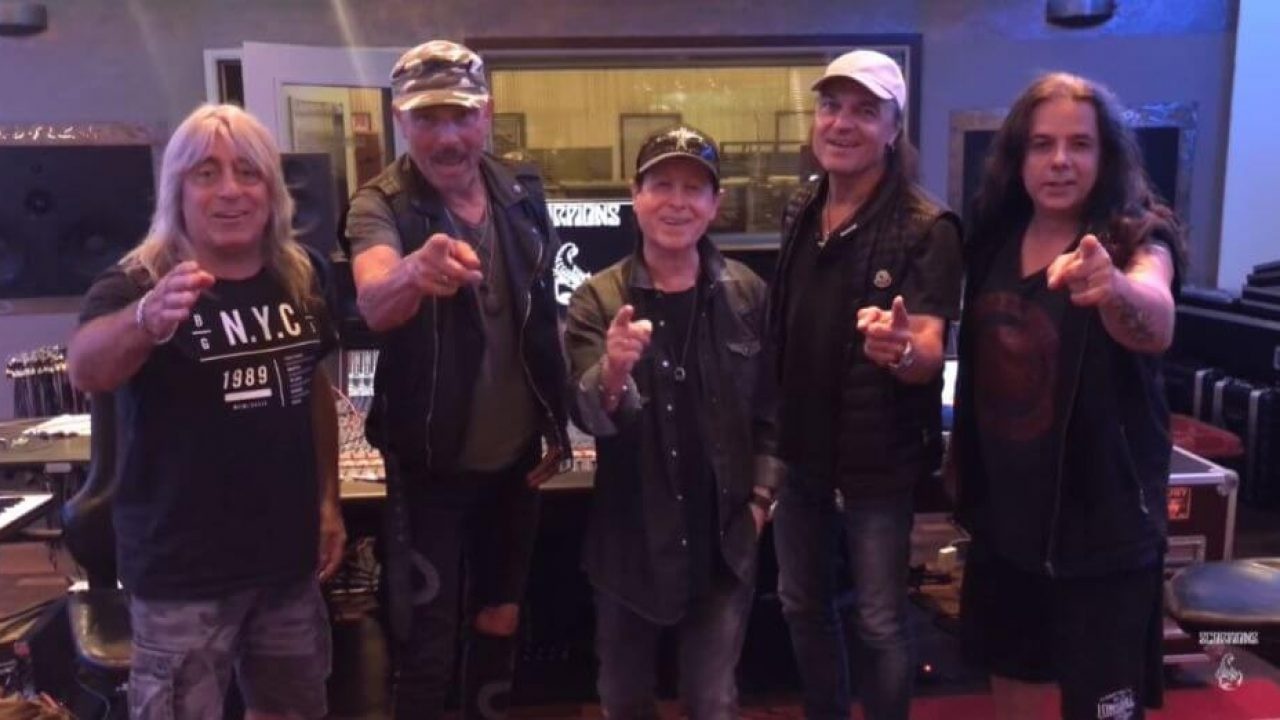 Scorpions says they are not interested on drive-in concerts