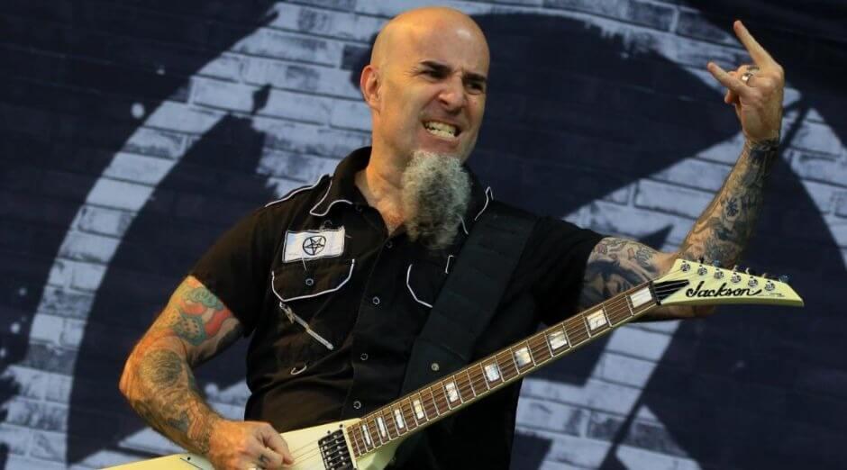 Scott Ian Anthrax