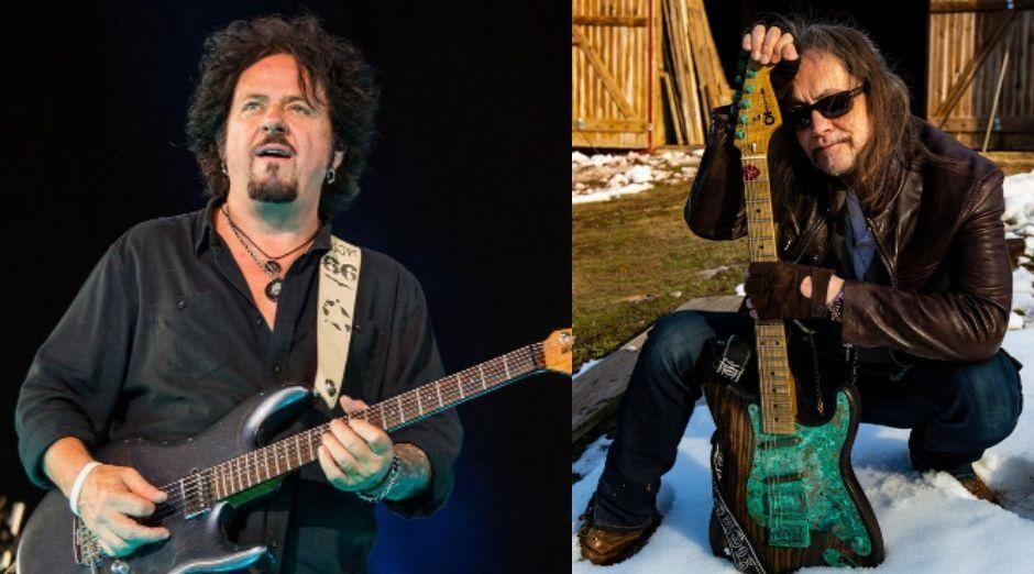 Steve Lukather Jake E Lee