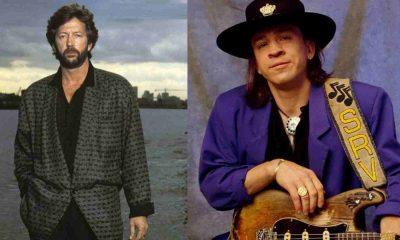 Eric Clapton Stevie Ray Vaughan