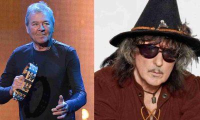Ian Gillan Ritchie Blackmore