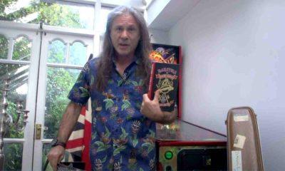 Iron Maiden Bruce 2020