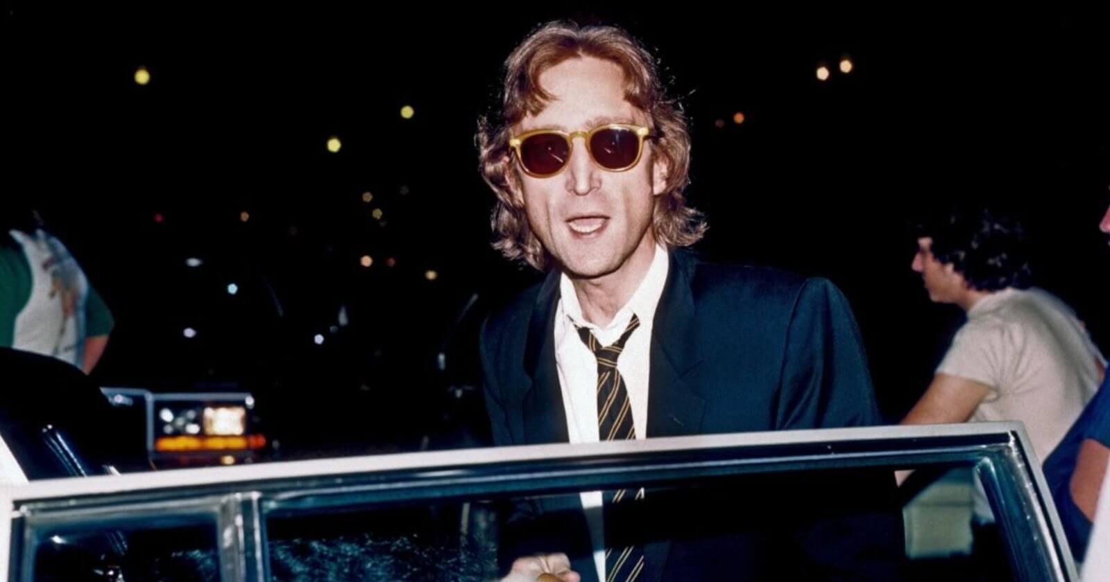 John Lennon car