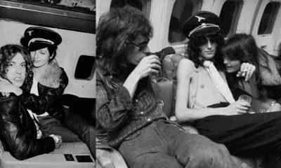 Led Zeppelin plane