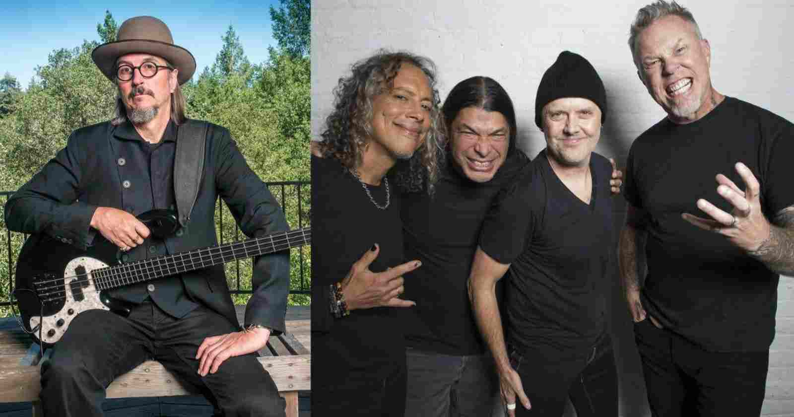 Les Claypool Metallica