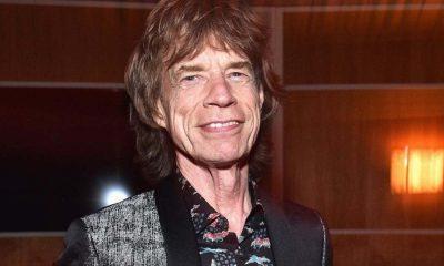 Mick Jagger quarantine