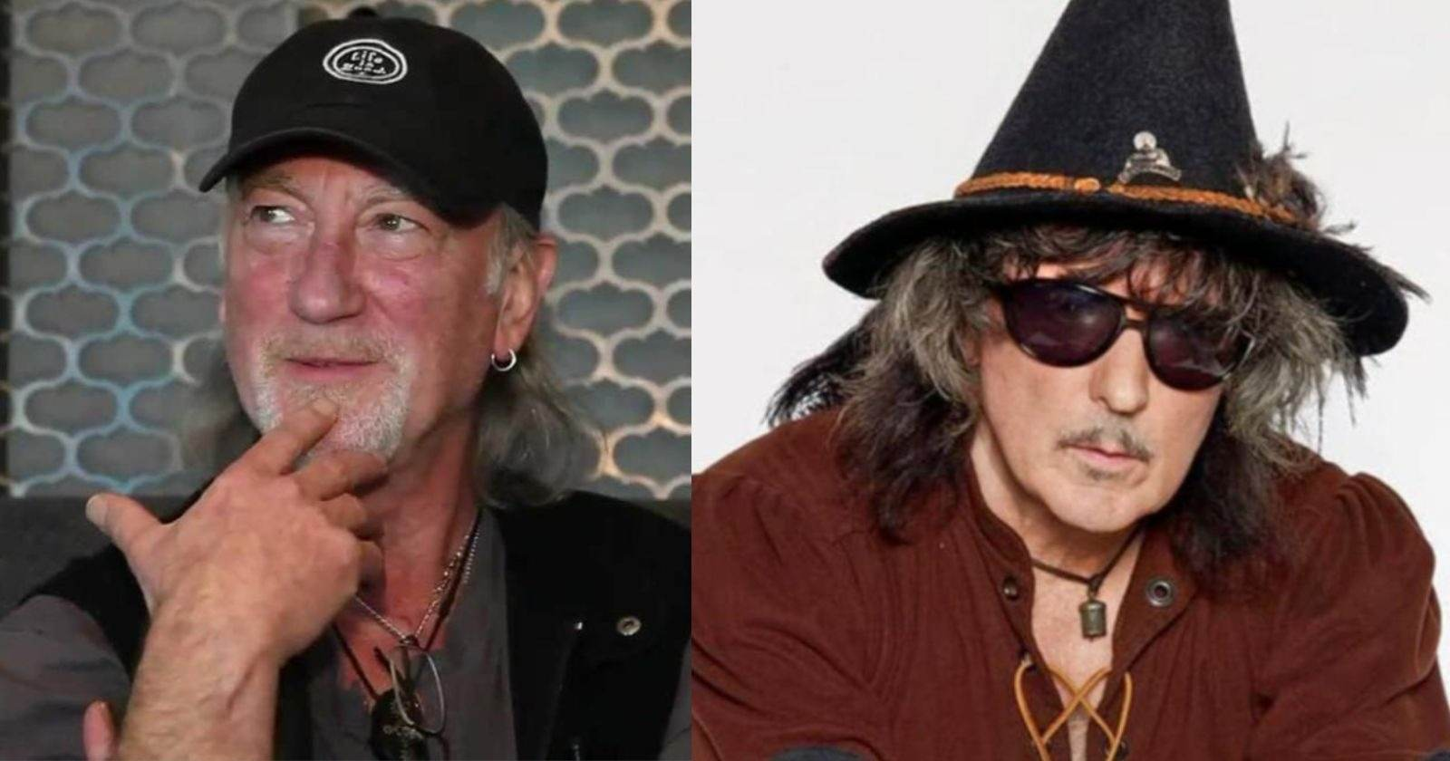 Roger Glover Ritchie Blackmore