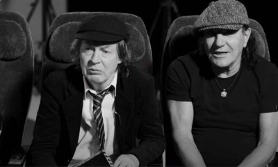 Angus Young Brian Johnson