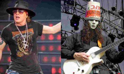 Buckethead Guns N' Roses