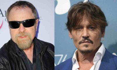 Eric Bloom Johnny Depp