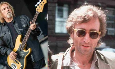 Geezer Butler John Lennon
