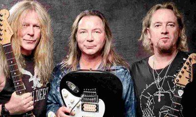 Iron Maiden guitarists