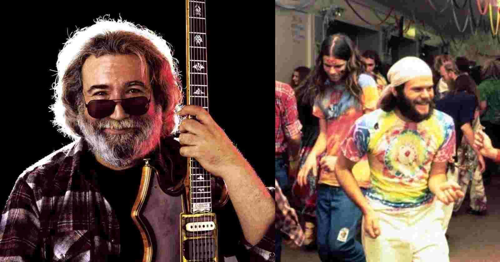 Jerry Garcia Grateful Dead