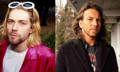 Kurt Cobain Pearl Jam