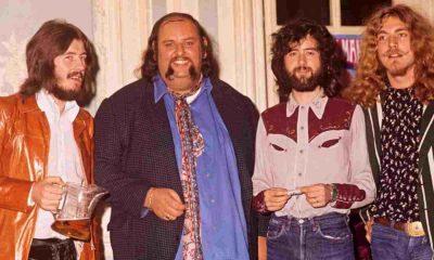 Led Zeppelin Peter Grant