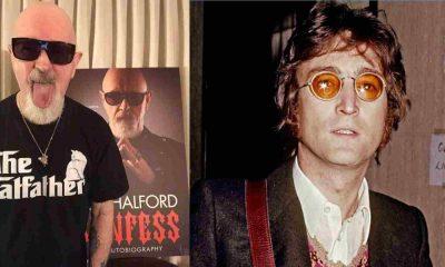 Rob Halford John Lennon