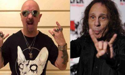 Rob Halford Ronnie James Dio