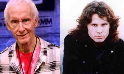Robby Krieger Jim Morrison