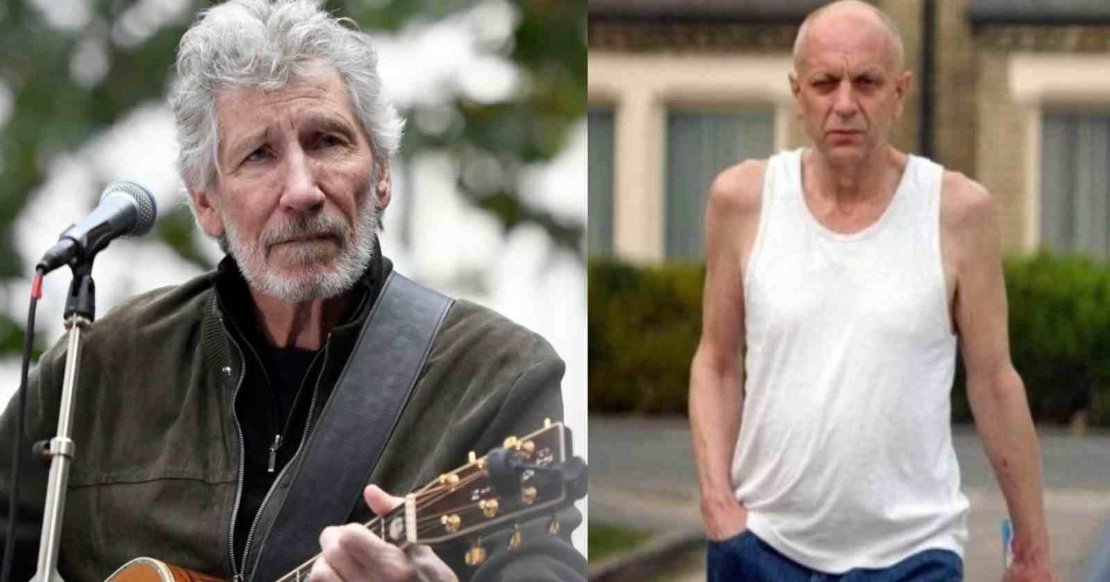 Roger Waters Syd Barrett