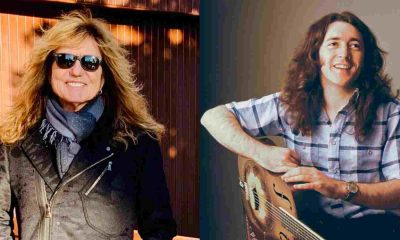 David Coverdale Rory Gallagher
