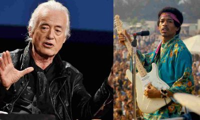 Jimmy Page Jimi Hendrix