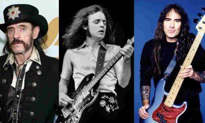 Lemmy Kilmister Jack Bruce