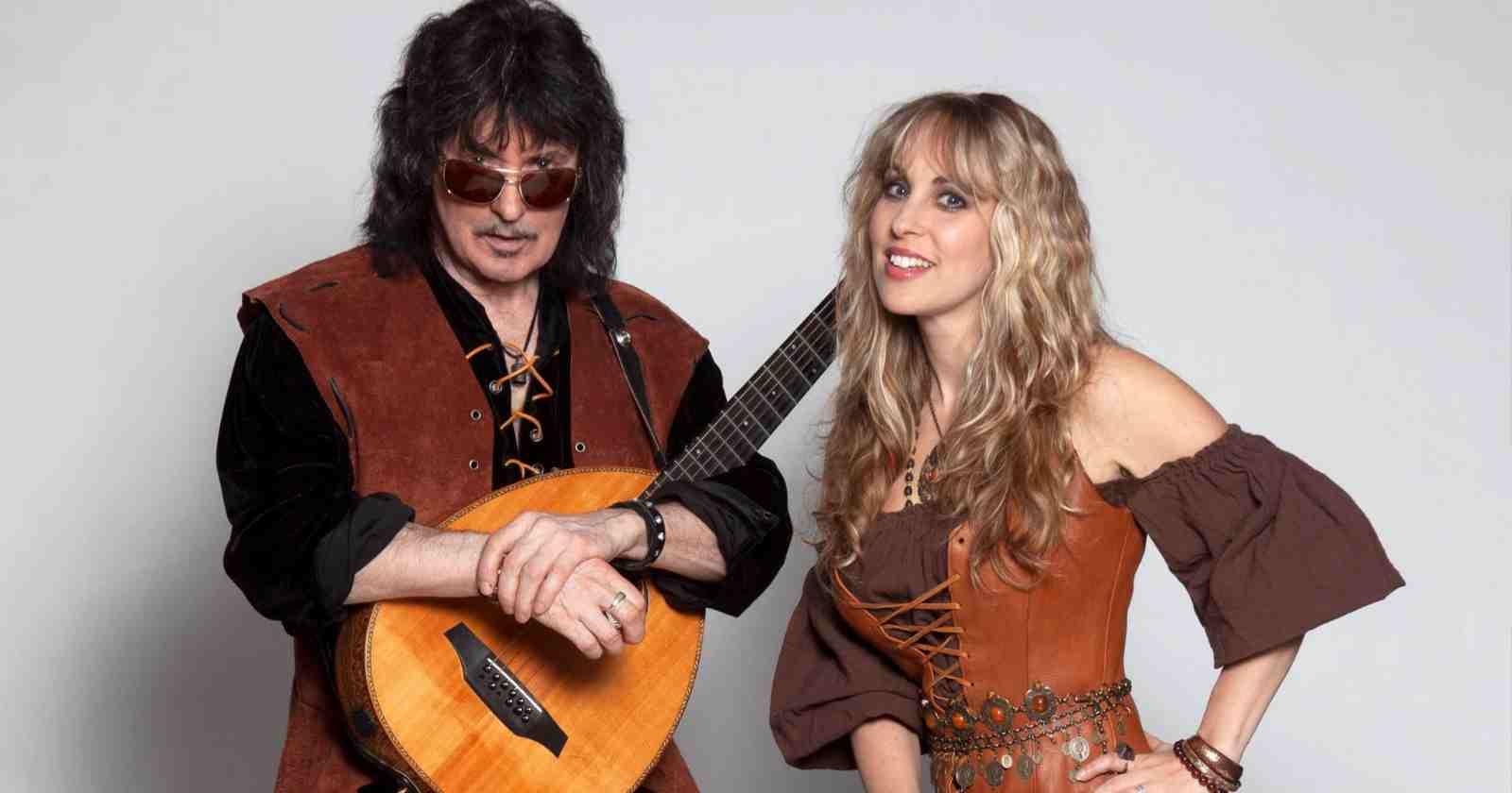 Ritchie Blackmore Candice Night