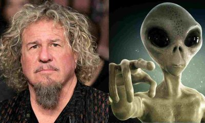 Sammy Hagar Alien