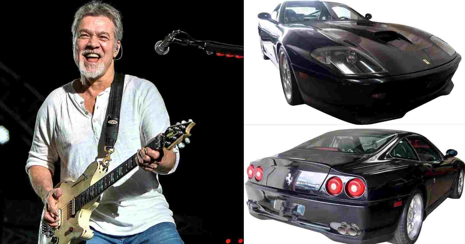 Van Halen Ferrari