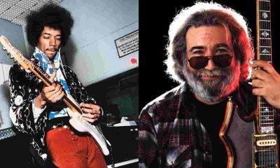 Grateful Dead Jimi Hendrix