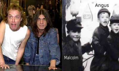 Angus Young Malcolm