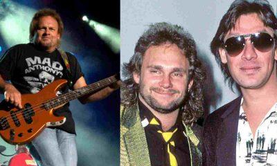 Michael Anthony Alex Van Halen