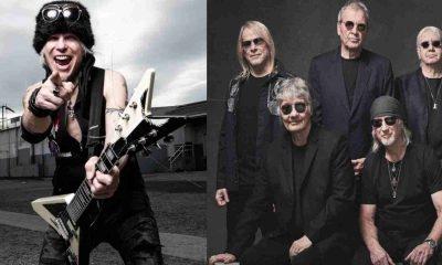 Michael Schenker Deep Purple