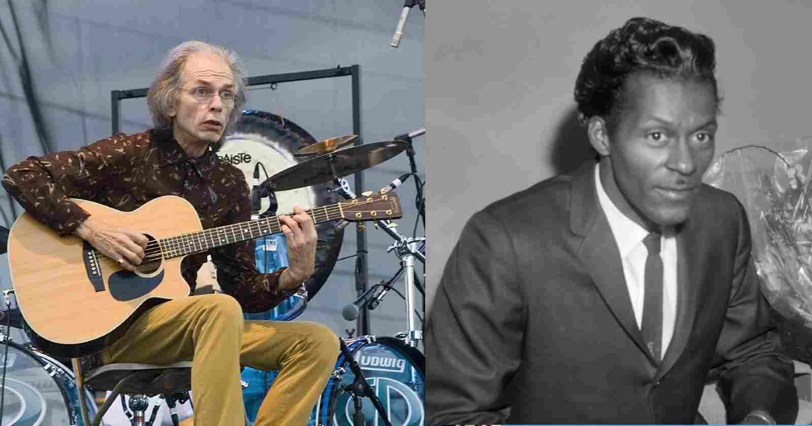 Steve Howe Chuck Berry