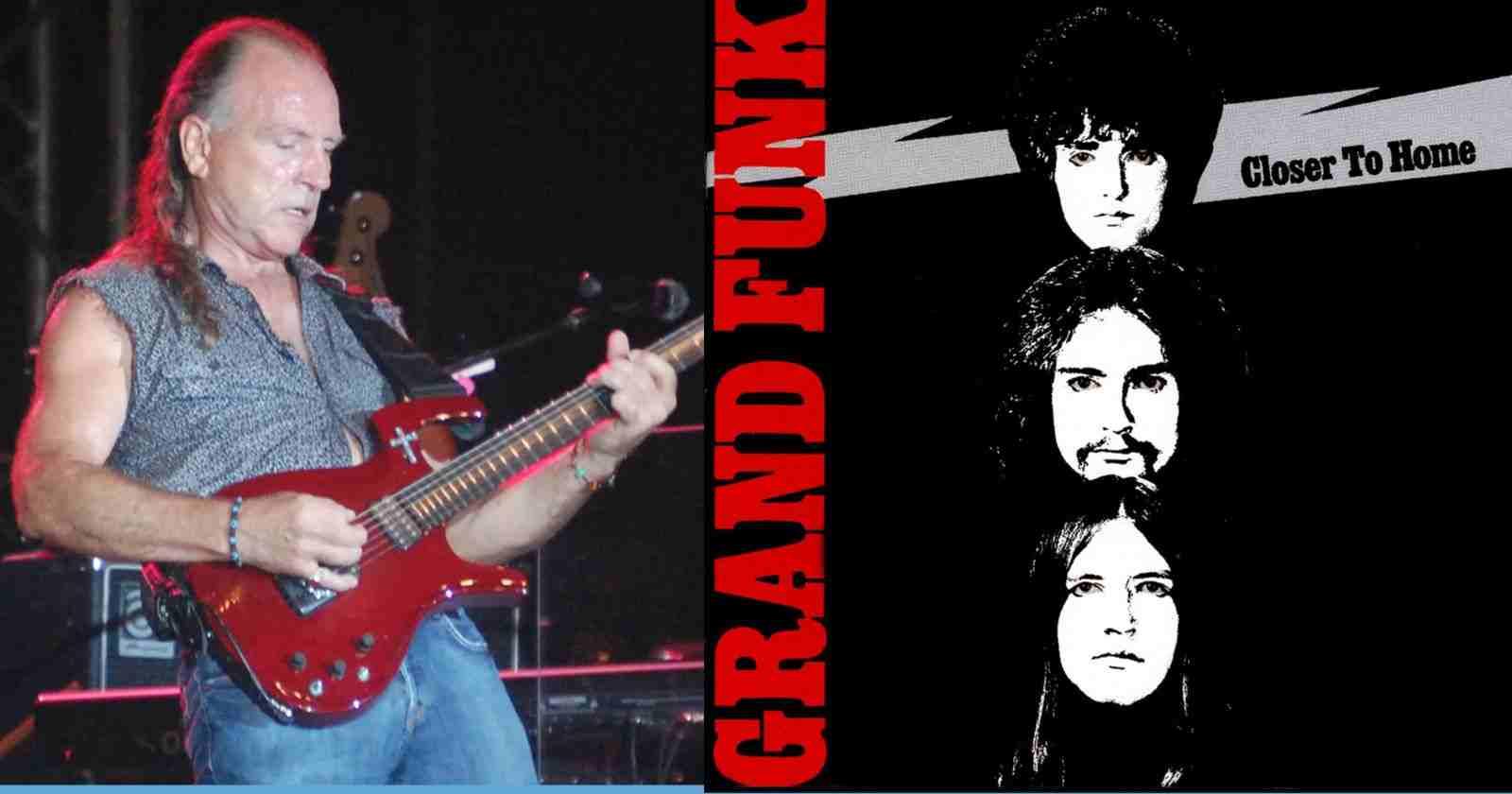Mark Farner Grand Funk
