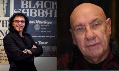 Tony Iommi Bill Ward