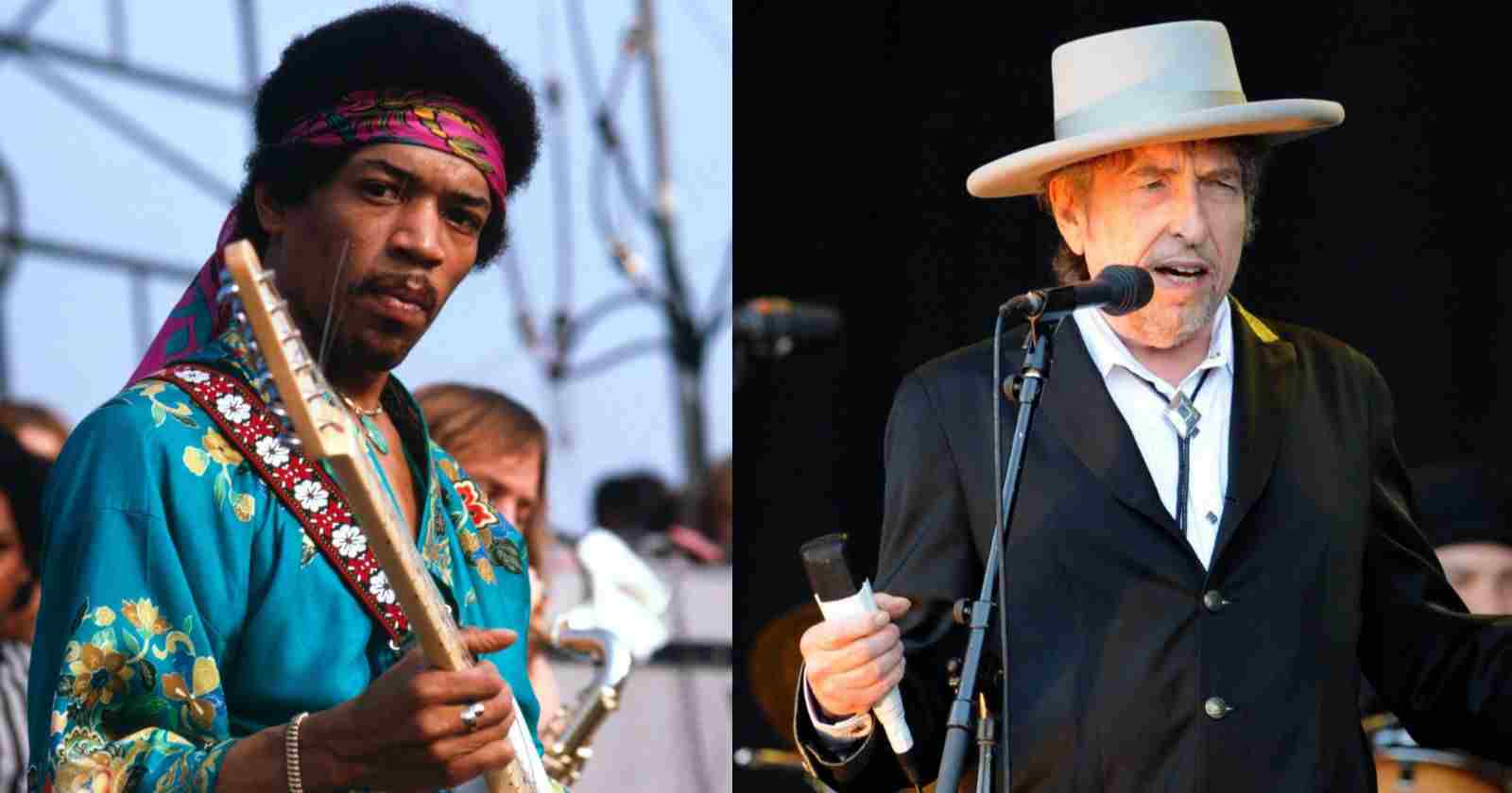 Jimi Hendrix Dylan