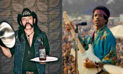 Lemmy Kilmister Hendrix