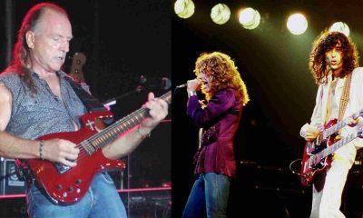 Mark Farner Led Zeppelin