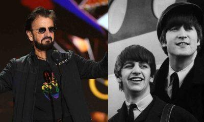 Ringo Starr john Lennon