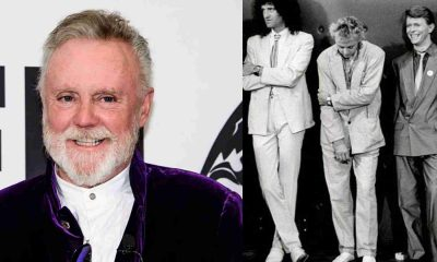 Roger Taylor Bowie