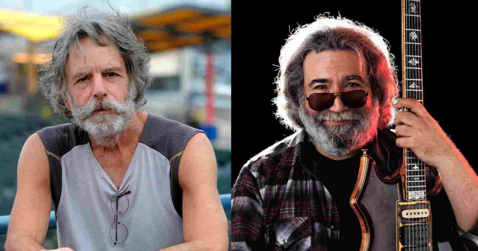 Bob Weir Jerry Garcia