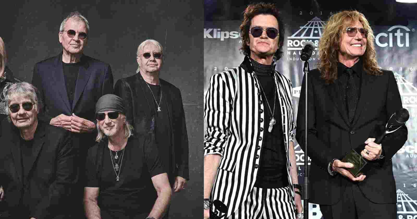 Deep Purple members
