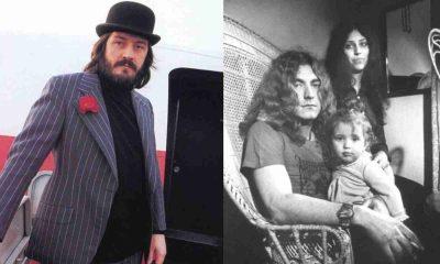 John Bonham Robert Plant