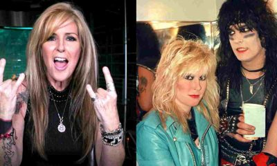Lita Ford affair